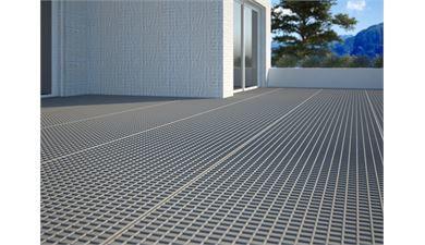 uncoupling waterproofing membrane 3D - SOMA