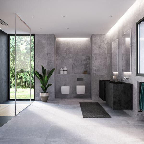 Bathroom, kitchen and SPA
